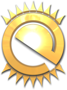 Enlightenment Logo Gold