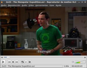 VLC (Reproduciendo)
