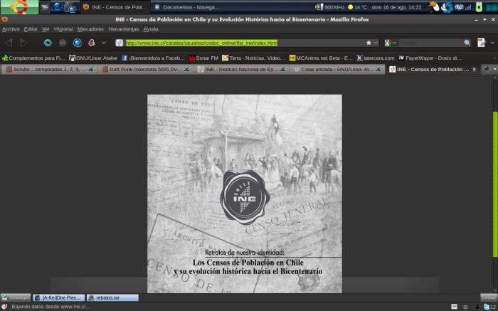 Censos de Población en Chile y su Evolución Histórica hacia el Bicentenario