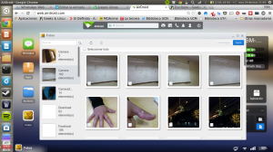 fotos y videos airdroid