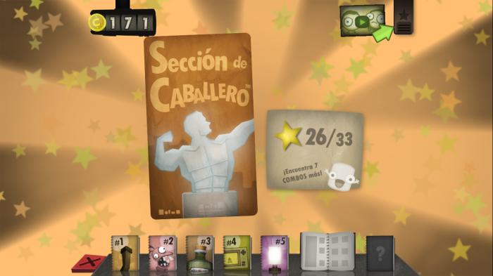catálogos de juegos