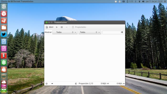 transmission 2.8 en ubuntu