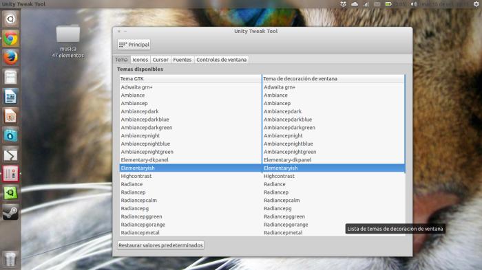 temas de ubuntu 13.10