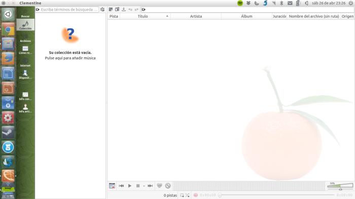 clementine en ubuntu