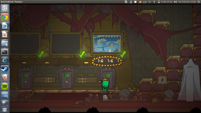 niveles de battleblock theater
