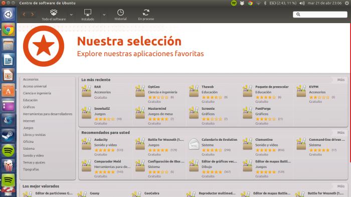 instalando programas ubuntu 15.04